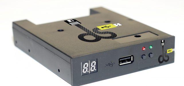 USB Disket Sürücü Nasıl Çalışır